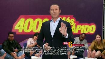 Silka TV Spot, 'Semana de tratamiento: Día 6' con Alan Tacher [Spanish]