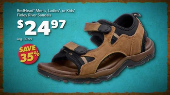 Bass Pro Shops Perfect Summer Sale TV Spot, 'Sandals and Tent' - Thumbnail 2