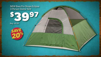 Bass Pro Shops Perfect Summer Sale TV Spot, 'Sandals and Tent' - Thumbnail 3