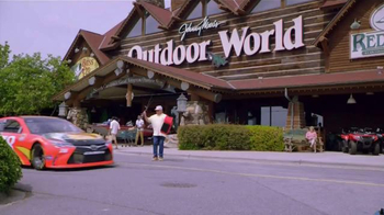 Bass Pro Shops Perfect Summer Sale TV Spot, 'NASCAR' Feat. Martin Truex Jr. - Thumbnail 1
