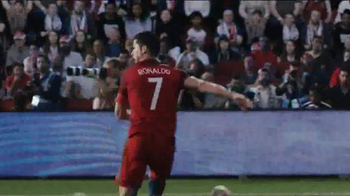 Nike TV Spot, 'The Switch' Featuring Cristiano Ronaldo - Thumbnail 2