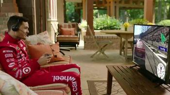 NASCAR Heat Evolution TV Spot, 'It's On' Featuring Kyle Larson, Joey Logano - Thumbnail 2