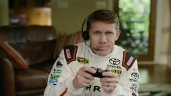 NASCAR Heat Evolution TV Spot, 'It's On' Featuring Kyle Larson, Joey Logano - Thumbnail 3