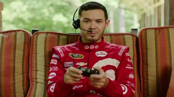 NASCAR Heat Evolution TV Spot, 'It's On' Featuring Kyle Larson, Joey Logano