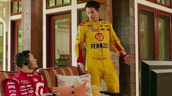 NASCAR Heat Evolution TV Spot, 'It's On' Featuring Kyle Larson, Joey Logano - Thumbnail 5