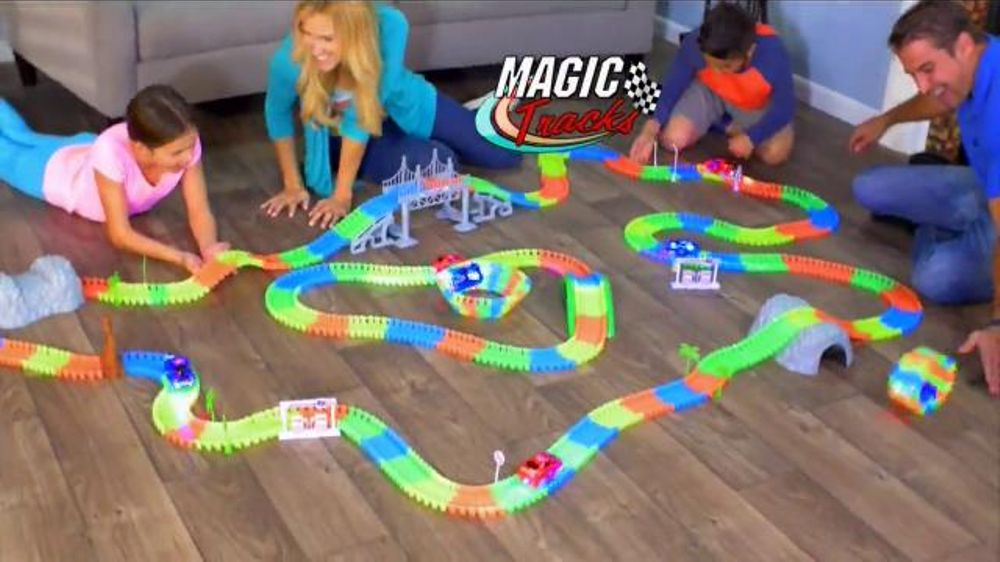 Magic Tracks TV Commercial, 'Put the Petal to the Metal' - iSpot.tv