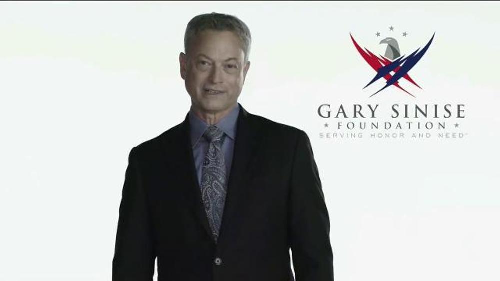 Gary Sinise Foundation TV Commercial, 'Bob Evans Farm' Featuring Gary Sinise