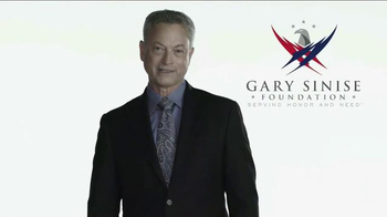 Gary Sinise Foundation TV Spot, 'Bob Evans Farm' Featuring Gary Sinise