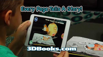 3D Coloring Books TV Spot, 'New and Exciting' - Thumbnail 8