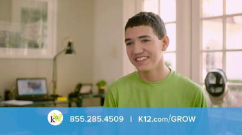 K12 TV Spot, 'Leader in Online Learning' - Thumbnail 9