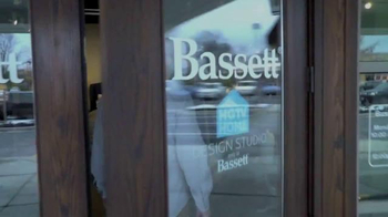 Bassett 4th of July Sale TV Spot, 'Design Studio: Furniture' - Thumbnail 1