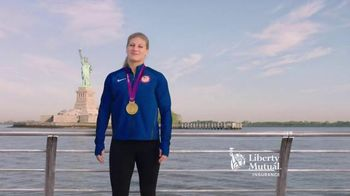 Liberty Mutual TV Spot, 'Team USA: Medals' Featuring Kayla Harrison