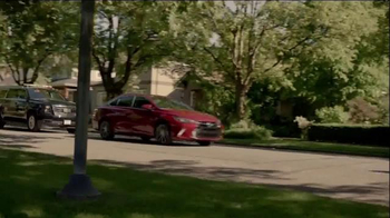 2017 Toyota Camry TV Spot, 'Presidential Escort' Song by El Chuape - Thumbnail 3
