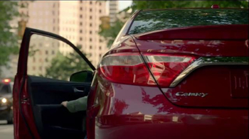 2017 Toyota Camry TV Spot, 'Presidential Escort' Song by El Chuape - Thumbnail 9
