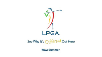 LPGA TV Spot, 'AweSummer' Featuring Lexi Thompson, Lydia Ko - Thumbnail 10