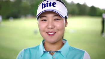 LPGA TV Spot, 'AweSummer' Featuring Lexi Thompson, Lydia Ko - Thumbnail 9