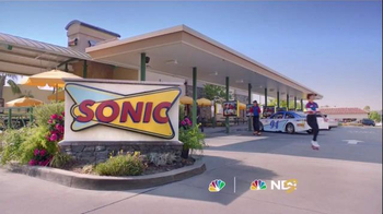 Sonic Drive-In Shakes TV Spot, 'NBC Sports: Turn Right' - Thumbnail 1