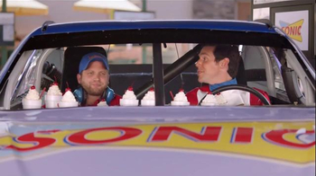Sonic Drive-In Shakes TV Spot, 'NBC Sports: Turn Right' - Thumbnail 2