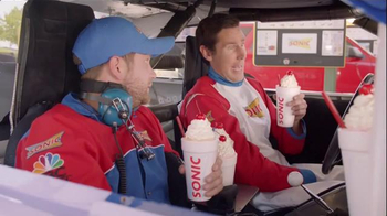 Sonic Drive-In Shakes TV Spot, 'NBC Sports: Turn Right' - Thumbnail 3