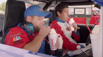 Sonic Drive-In Shakes TV Spot, 'NBC Sports: Turn Right' - Thumbnail 4