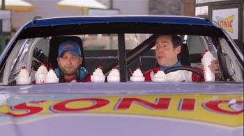 Sonic Drive-In Shakes TV Spot, 'NBC Sports: Turn Right' - Thumbnail 5