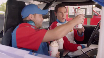 Sonic Drive-In Shakes TV Spot, 'NBC Sports: Turn Right' - 7 commercial airings