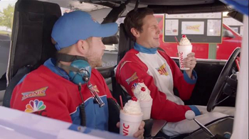 Sonic Drive-In Shakes TV Spot, 'NBC Sports: Turn Right' - Thumbnail 7