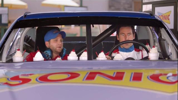 Sonic Drive-In Shakes TV Spot, 'NBC Sports: Turn Right' - Thumbnail 8