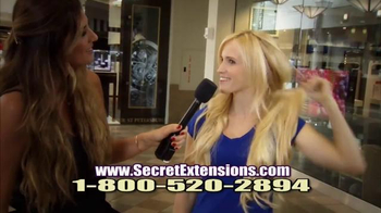 Secret Extensions TV Spot, 'Mall Testimonials' - Thumbnail 4