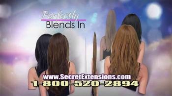 Secret Extensions TV Spot, 'Mall Testimonials' - Thumbnail 7