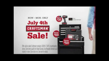 ACE Hardware Craftsman 4th of July Sale TV Spot, 'You Can't Weigh Savings' - Thumbnail 7