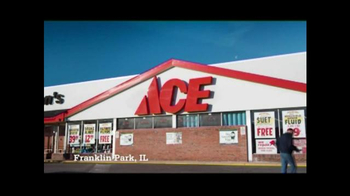 ACE Hardware Craftsman 4th of July Sale TV Spot, 'You Can't Weigh Savings' - Thumbnail 1