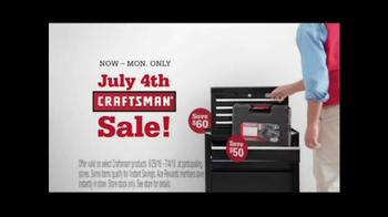 ACE Hardware Craftsman 4th of July Sale TV Spot, 'You Can't Weigh Savings' - Thumbnail 5