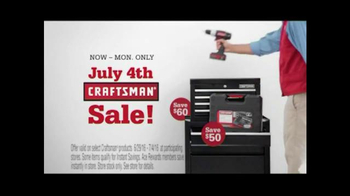ACE Hardware Craftsman 4th of July Sale TV Spot, 'You Can't Weigh Savings' - Thumbnail 6