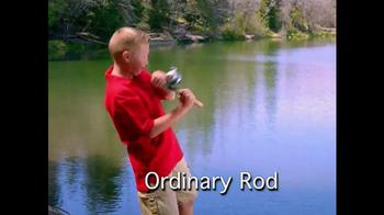 Rocket Fishing Rod TV Spot, 'Super Fun' - Thumbnail 2
