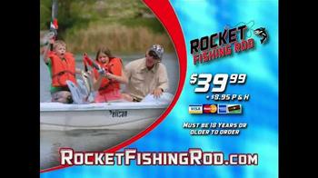 Rocket Fishing Rod TV Spot, 'Super Fun' - Thumbnail 4