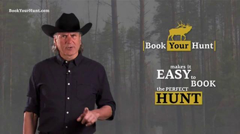BookYourHunt TV Spot, 'The Perfect Hunt' Featuring Jim Shockey - 173 commercial airings