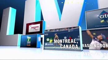 Tennis Channel Plus TV Spot, '2016 July Events'