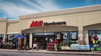 ACE Hardware Valspar Buy One, Get One Free Sale TV Spot, 'Double the Paint' - Thumbnail 1