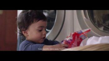 Tide Pods TV Spot, 'Laundry Time'