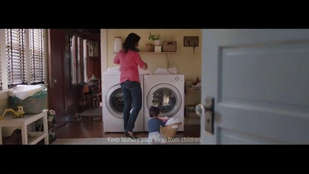 Tide Pods Tv Commercial Laundry Time Ispot Tv