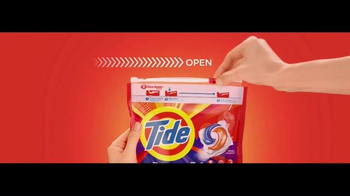 Tide Pods TV Spot, 'Laundry Time' - Thumbnail 8