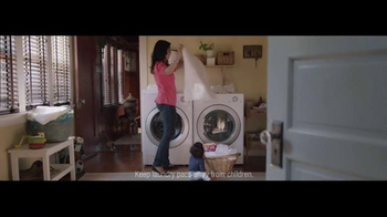 Tide Pods TV Spot, 'Laundry Time' - Thumbnail 2