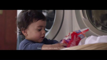 Tide Pods TV Spot, 'Laundry Time'