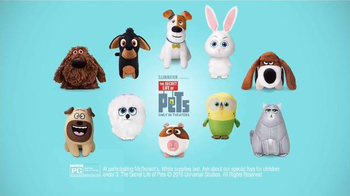 McDonald's Happy Meal TV Spot, 'The Secret Life of Pets: Where Do They Go?' - Thumbnail 9