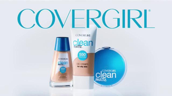 CoverGirl Clean Matte BB Cream TV Spot, 'Born to Shine' Featuring Zendaya - Thumbnail 9