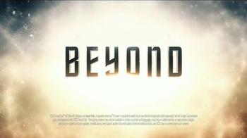 VIZIO SmartCast TV Spot, 'Star Trek Beyond: Throne' - Thumbnail 10