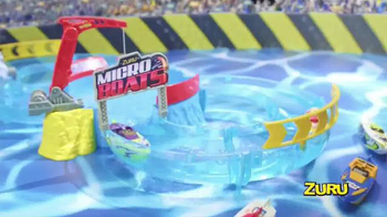Zuru Micro Boats TV Spot, 'Extreme Speed Shark Attack'