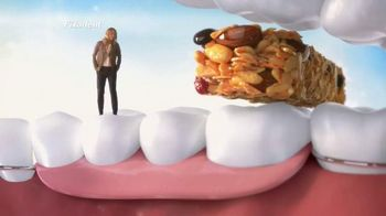 Fixodent Plus Superior Hold TV Spot, 'All Day Long'