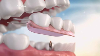 Fixodent Plus Superior Hold TV Spot, 'All Day Long' - Thumbnail 1